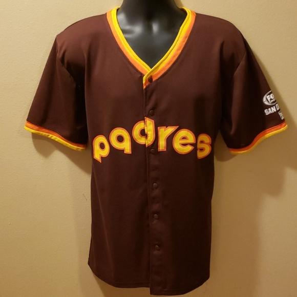check out b2b83 eae3c San Diego Padres throwback Tony Gwynn jersey XL